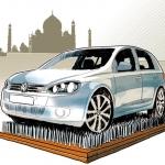 Volkswagen in Indien